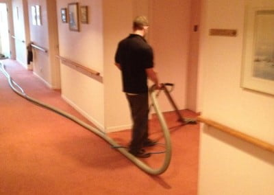 Offices - Carpet Cleaning