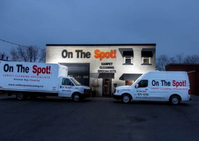 On The Spot Oakville Office and Workshop
