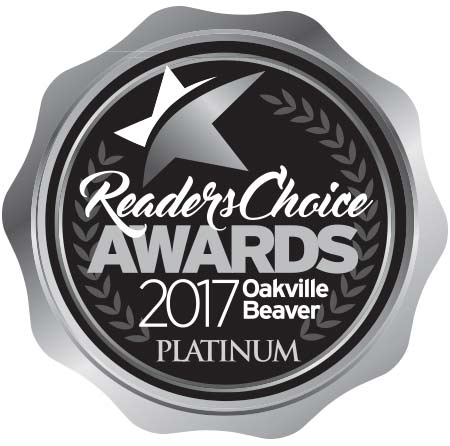Oakville Beaver Reader's choice awards 2017